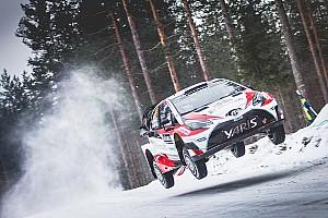 WRC 速報ニュース 【WRC】スウェーデン3日目:ラトバラが首位に浮上。トヨタ初優勝へ