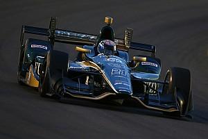 IndyCar Résumé d'essais Hildebrand termine les essais de Phoenix en tête, puis dans le mur