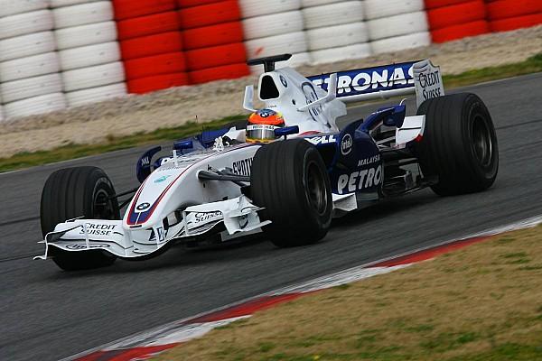 Vor 10 Jahren: Formel-1-Testfahrten 2007 in Barcelona