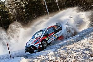 WRC Etappeverslag WRC Zweden: Latvala bezorgt Toyota eerste zege sinds 1999