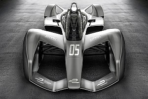 Fórmula E Últimas notícias Spark mostra conceito de novo carro da Fórmula E