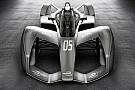 Fórmula E Spark mostra conceito de novo carro da Fórmula E