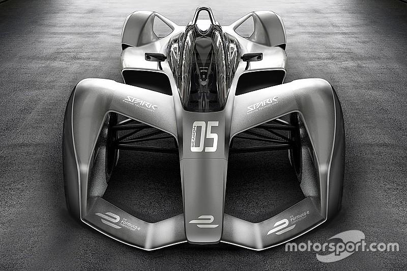 Spark发布下代FE赛车概念图