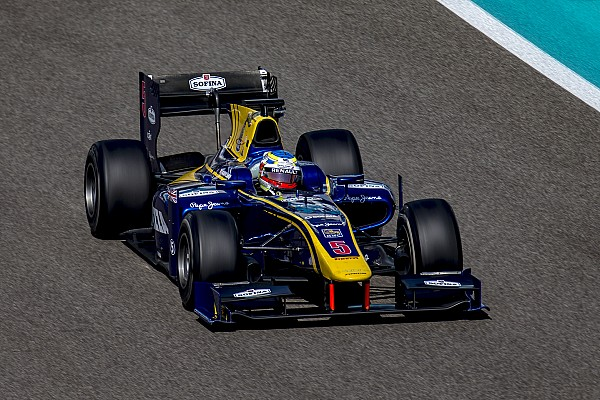 GP2 Nieuws GP2 line-up DAMS: Rowland komt, Latifi blijft