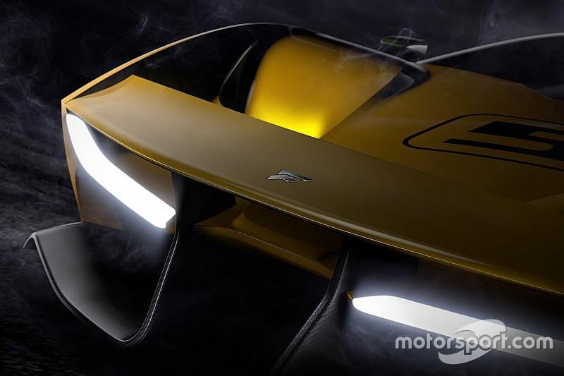 Fittipaldi diz que supercarro terá 600 cv e fibra de carbono