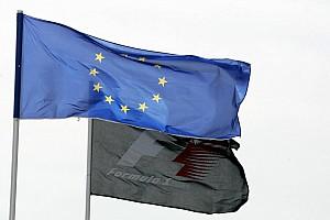 Формула 1 Новость Над Ф1 нависла угроза огромного штрафа от Еврокомиссии