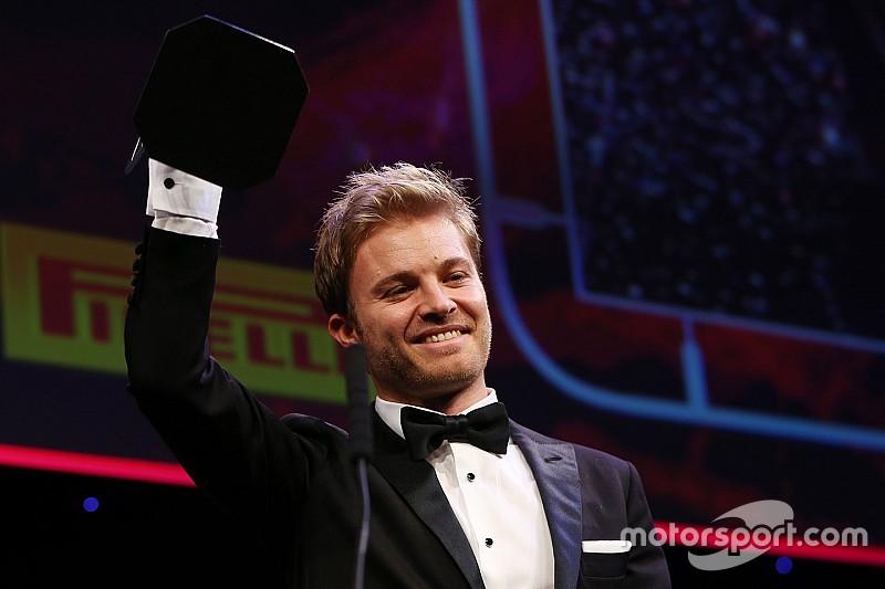 Nico Rosberg a remporté un Laureus Award