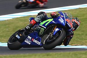 MotoGP Новость Виньялес нацелился догнать Маркеса