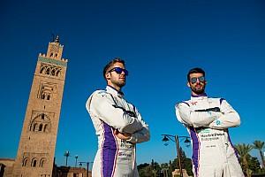 "Formula E Entrevista Sam Bird: ""López ya está en mis talones"""
