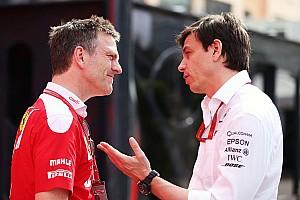 Formule 1 Nieuws Mercedes bevestigt aanstelling Allison als technisch directeur