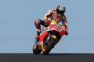 MotoGP Intervista Marquez insiste: