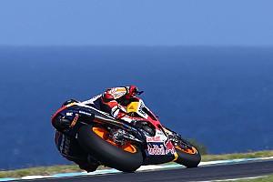 MotoGP BRÉKING MotoGP: Marquez tagadja, hogy játszadozna - csak őszinte!