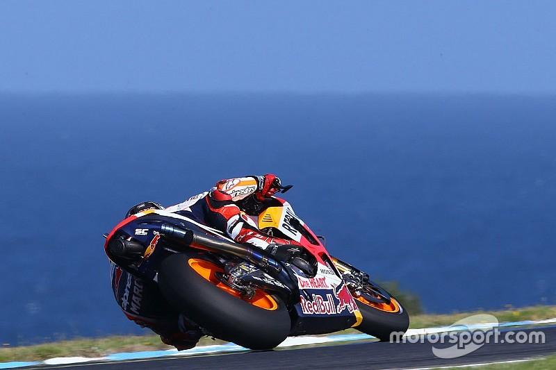 MotoGP: Marquez tagadja, hogy játszadozna - csak őszinte!