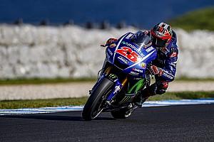 MotoGP テストレポート 【MotoGP】豪テスト最終日:ビニャーレスが連日トップで総合首位