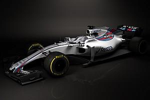 2017'nin ilk sürprizi: Williams FW40 ortaya çıktı!