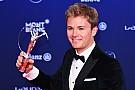 Rosberg, Laureus'u kaptı