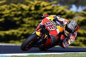 MotoGP Важливі новини Маркес: У Honda зробили прорив із двигуном MotoGP