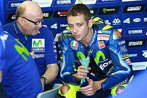MotoGP Breaking news Rossi: Tes Phillip Island tidak memperbaiki masalah kami