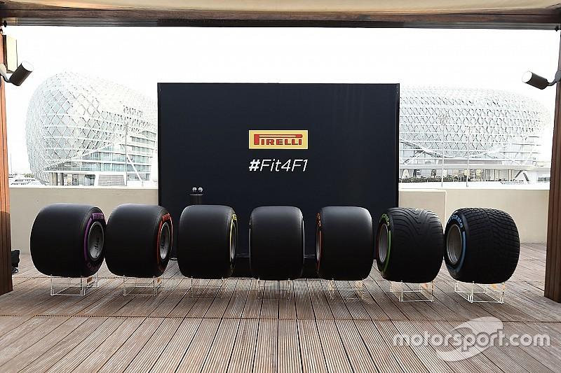 Video: Formel-1-Experte Piola analysiert neue Breitreifen von Pirelli
