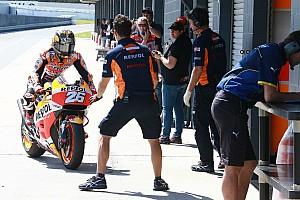 MotoGP Actualités Honda prévoit deux jours d'essais privés à Jerez