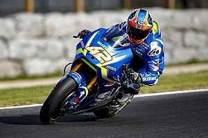 MotoGP Intervista Suzuki, Rins: