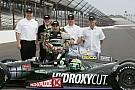 IndyCar Le KV Racing Technology met la clé sous la porte