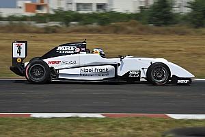 Indian Open Wheel Отчет о гонке Харрисон Ньюи стал чемпионом MRF