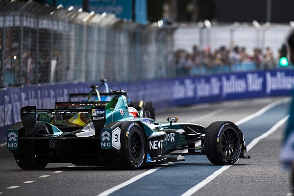 Формула E Новость Пике остался разочарован судейством в Формуле Е