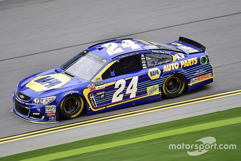 Chase Elliott logra la pole para Daytona 500