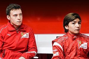Formule 4 Nieuws Ferrari-talenten Fittipaldi en Armstrong met Prema in Formule 4