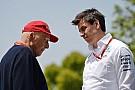 F1 【F1】トトとラウダ、メルセデスとの契約を2020年まで延長