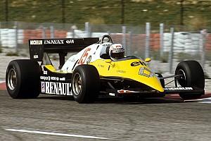 Formule 1 Diaporama Diaporama - Toutes les Renault F1 depuis 1977