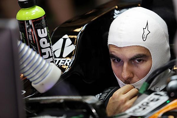 F1 Noticias de última hora Sergio Pérez debutará el nuevo Force India