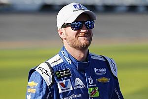NASCAR Cup Noticias de última hora Dale Jr. consideraría retirarse si gana el campeonato de NASCAR