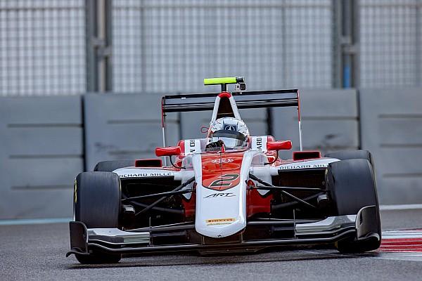 GP3 Новость ART назвала четвертого пилота в GP3