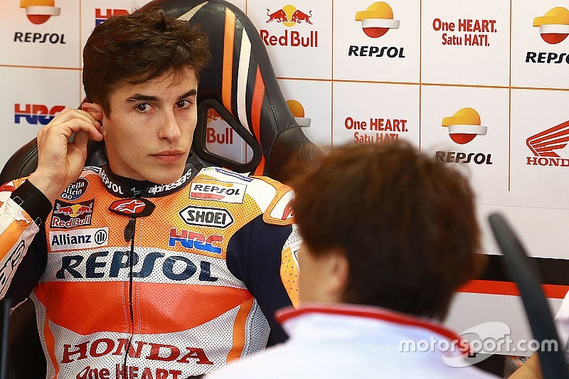 El mal tiempo impide a Honda hacer test en Jerez