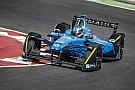Formel E Renault e.dams beginnt mit Tests für die 4. Formel-E-Saison
