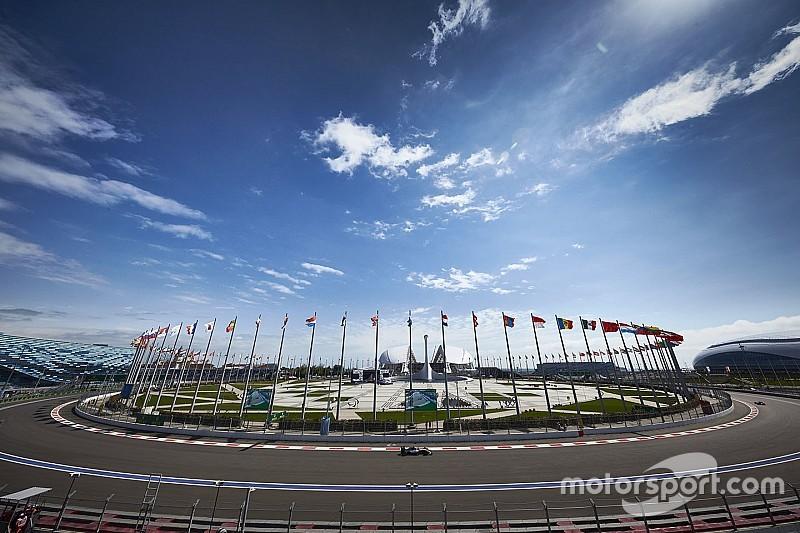 Козак: О продлении контракта Гран При России пока не думаем