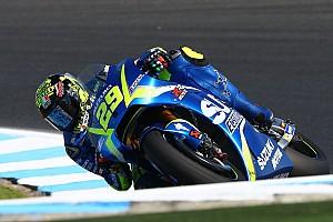 """MotoGP Entrevista Iannone: """"Ni yo ni Suzuki tenemos nada que demostrar"""""""