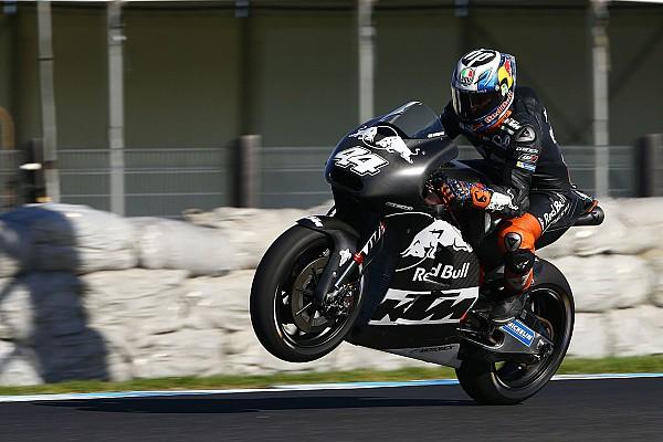 MotoGP KTM sorprende: le RC16 volano nelle simulazioni di partenza da fermo