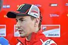 """MotoGP Lorenzo: """"Rossi volvió a Yamaha con las orejas gachas"""""""