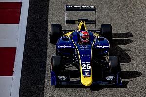 GP3 Nieuws F1-junioren voeren GP3 line-up DAMS aan