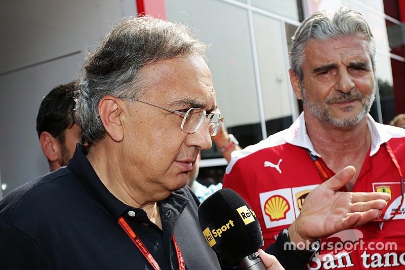 Ferrari compra acciones de la Fórmula 1