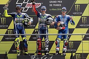 MotoGP Diaporama Dans le rétro - Le Grand Prix de France 2016