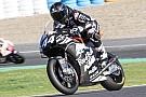 Oliveira y Canet lideran el arranque del test de Moto2 y Moto3 en Jerez