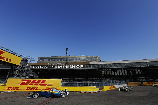 Formula E Berlin to become double-header as Brussels is replaced