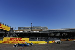 Formula E Breaking news Berlin to become double-header as Brussels is replaced