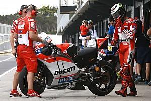 MotoGP Últimas notícias Ducati leva nova carenagem para teste no Catar