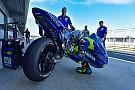 Rossi toujours en manque de confiance avec sa Yamaha