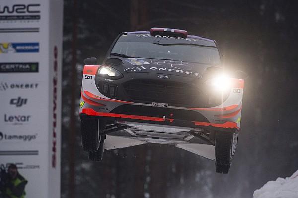 WRC Noticias de última hora Ostberg se ausentará en Córcega por falta de pruebas